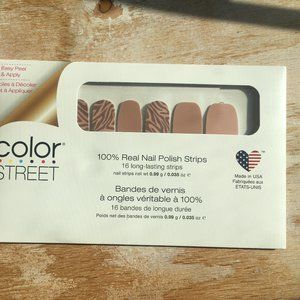 Color Street Nail Strips - All Wild Up